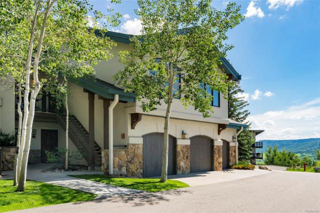 2315 Storm Meadows Drive #5, Steamboat Springs, CO 80487 (#7970832) :: House Hunters Colorado