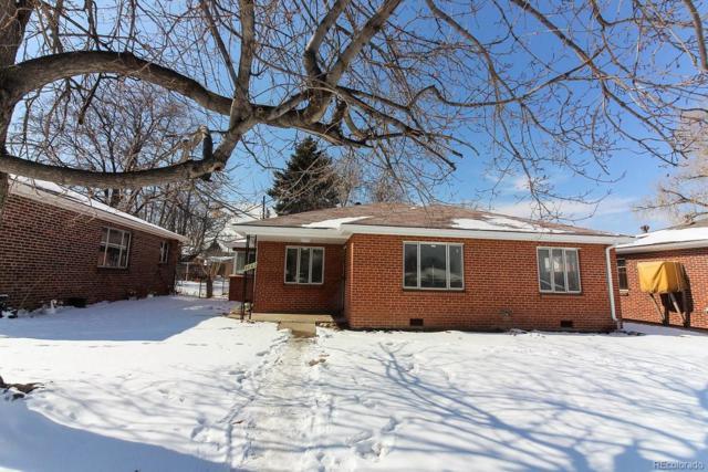 3661 Jasmine Street, Denver, CO 80207 (#7971126) :: Wisdom Real Estate