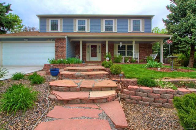 8035 S Logan Drive, Littleton, CO 80122 (#7971147) :: Wisdom Real Estate