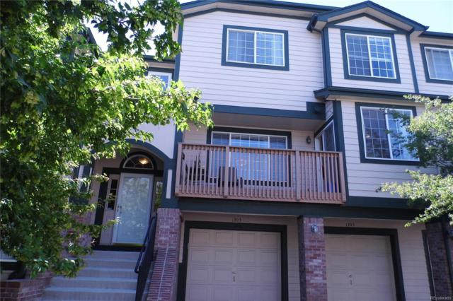 11065 Huron Street #1305, Northglenn, CO 80234 (#7971689) :: The Peak Properties Group
