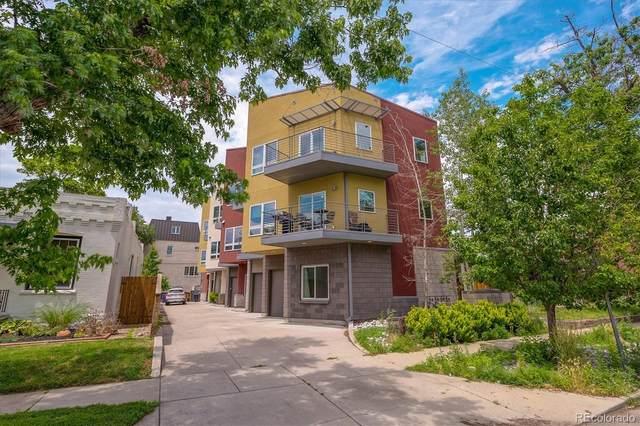 943 S Washington Street, Denver, CO 80209 (#7972215) :: The Colorado Foothills Team | Berkshire Hathaway Elevated Living Real Estate