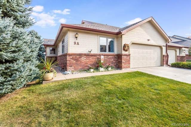 4540 Larkbunting Drive 9A, Fort Collins, CO 80526 (#7972749) :: Mile High Luxury Real Estate