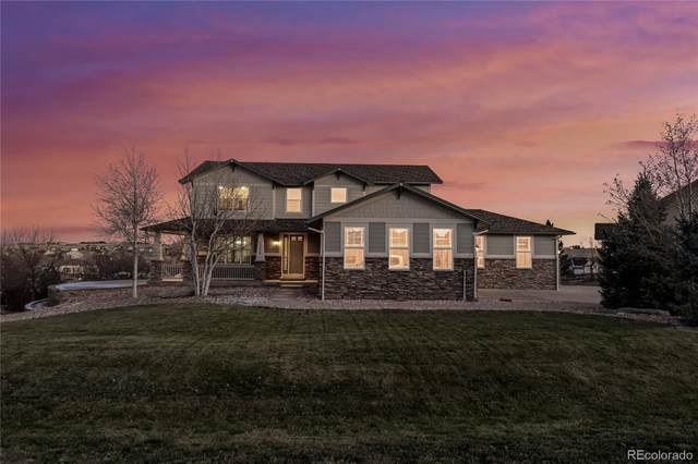 4570 Pleasant Valley Circle, Elizabeth, CO 80107 (#7972869) :: Berkshire Hathaway Elevated Living Real Estate