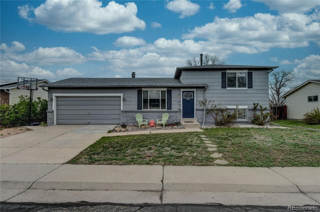 3443 E 119th Place, Thornton, CO 80233 (#7973056) :: The DeGrood Team