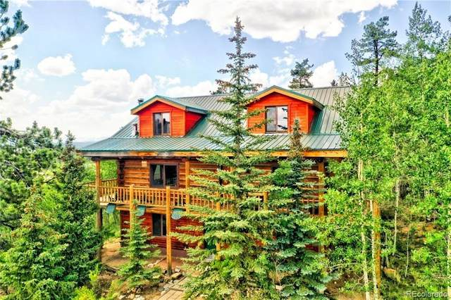 71 Quarter  Horse Road, Jefferson, CO 80456 (MLS #7973302) :: 8z Real Estate