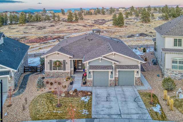 11870 Discovery Circle, Parker, CO 80138 (#7973355) :: iHomes Colorado