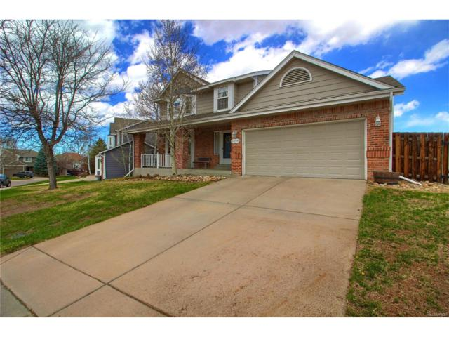 5598 S Kirk Circle, Centennial, CO 80015 (MLS #7973650) :: 8z Real Estate