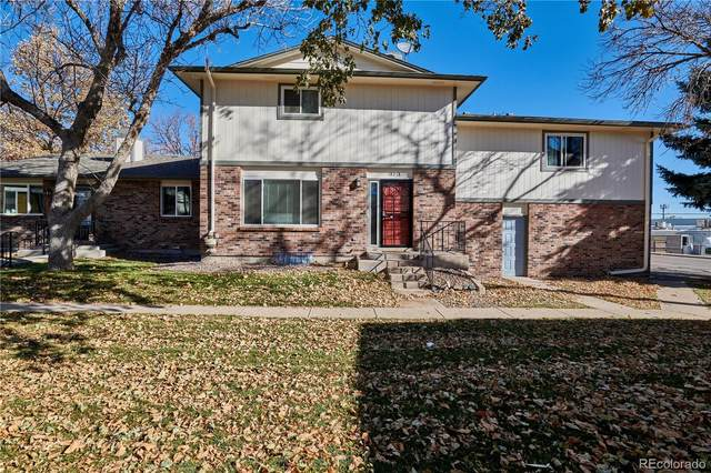 1821 S Allison Street B, Lakewood, CO 80232 (#7973786) :: Kimberly Austin Properties