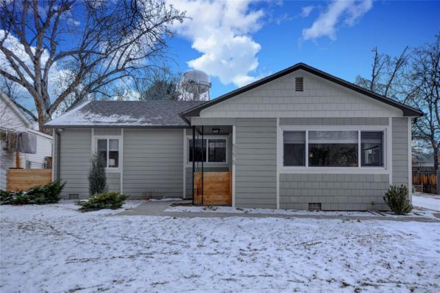 5275 S Grant Street, Littleton, CO 80121 (#7973812) :: Keller Williams Action Realty LLC