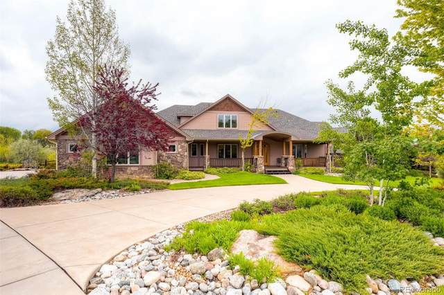 7045 Quiet Retreat Court, Niwot, CO 80503 (MLS #7973988) :: 8z Real Estate