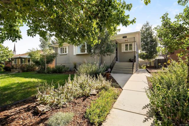 1030 S Harrison Street, Denver, CO 80209 (#7974035) :: Arnie Stein Team | RE/MAX Masters Millennium
