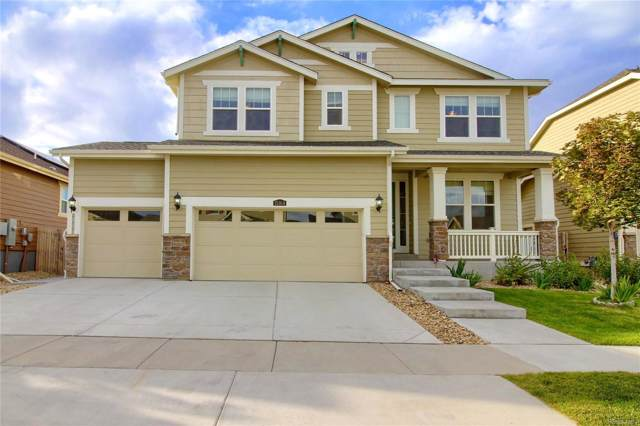 15164 Yellowthroat Street, Parker, CO 80134 (#7974409) :: HomePopper