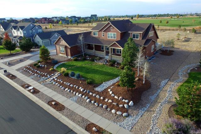 5529 Killen Avenue, Castle Rock, CO 80104 (#7974442) :: Harling Real Estate