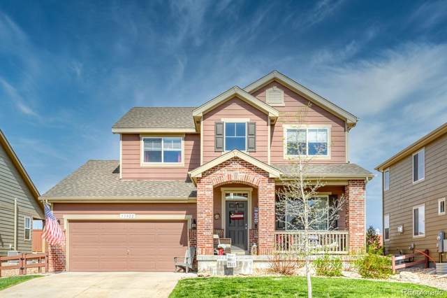 13022 Coffee Tree Street, Parker, CO 80134 (#7974464) :: The Healey Group