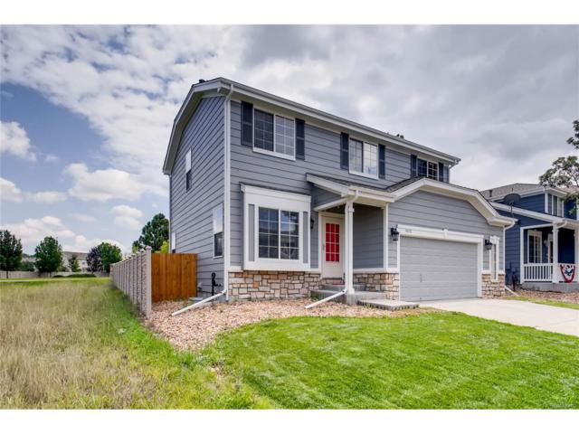 5070 Ox Trail, Parker, CO 80134 (MLS #7974807) :: 8z Real Estate