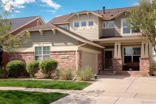14061 W 83rd Place, Arvada, CO 80005 (MLS #7974956) :: 8z Real Estate