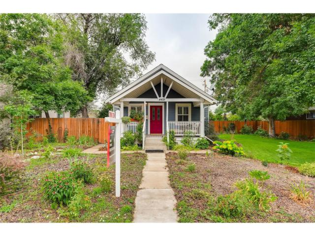 4419 S Lincoln Street, Englewood, CO 80113 (MLS #7975068) :: 8z Real Estate