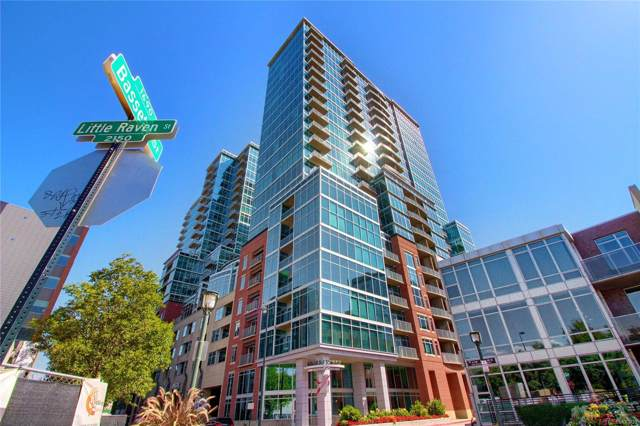 1700 Bassett Street #1313, Denver, CO 80202 (MLS #7975461) :: 8z Real Estate