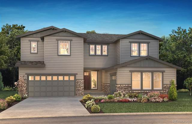 7199 Copper Sky Circle, Castle Pines, CO 80108 (#7975720) :: The HomeSmiths Team - Keller Williams