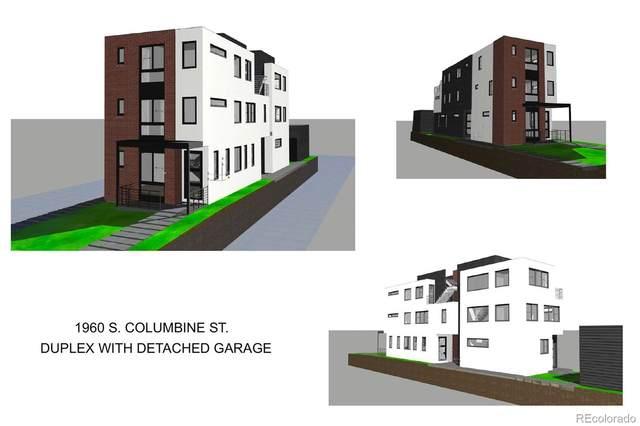 1960 S Columbine Street #2, Denver, CO 80210 (#7976093) :: Own-Sweethome Team