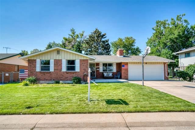 4264 W Roanoke Place, Denver, CO 80236 (MLS #7976286) :: Bliss Realty Group