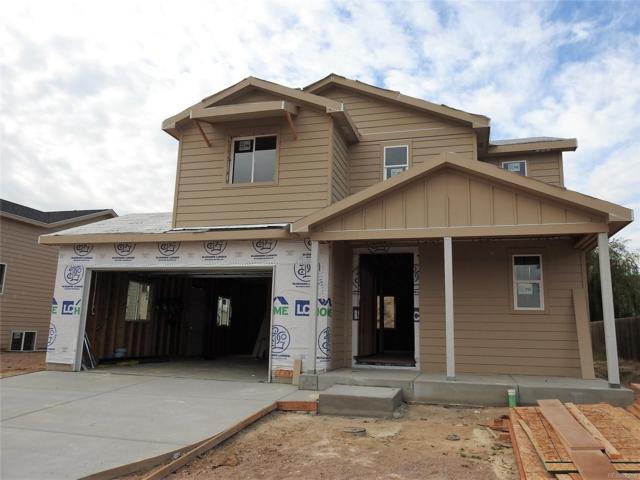 140 E Lilac Street, Milliken, CO 80543 (MLS #7976417) :: 8z Real Estate