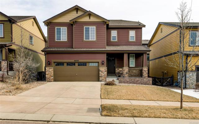 6693 Maple Stone Lane, Colorado Springs, CO 80927 (MLS #7976470) :: Bliss Realty Group
