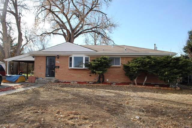8681 Mcelwain Boulevard, Denver, CO 80229 (MLS #7976618) :: 8z Real Estate