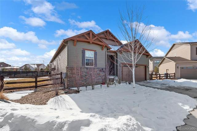 14850 Studebaker Place, Parker, CO 80134 (#7977202) :: The Griffith Home Team