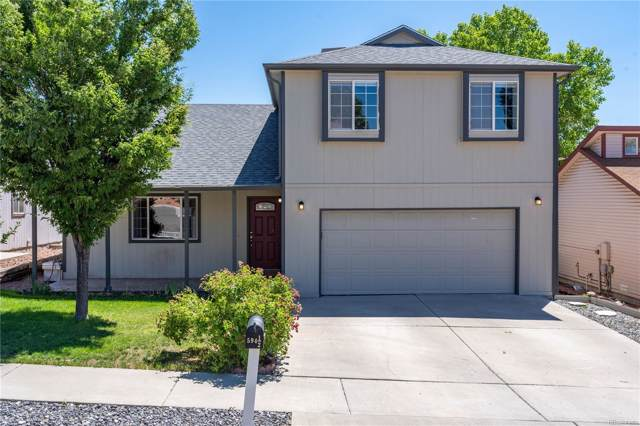 594 1/2 Grand Cascade Way, Grand Junction, CO 81501 (MLS #7977255) :: 8z Real Estate