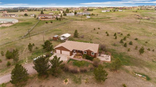 1605 Pawnee Parkway, Elizabeth, CO 80107 (#7977605) :: The Heyl Group at Keller Williams