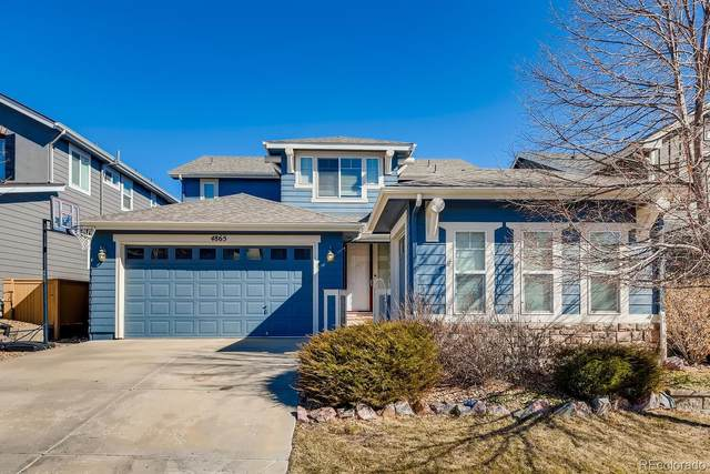 4865 Bluegate Lane, Highlands Ranch, CO 80130 (#7977834) :: Chateaux Realty Group