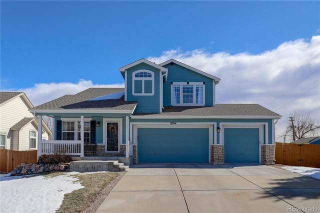 8204 Swadley Street, Arvada, CO 80005 (#7978341) :: The Brokerage Group