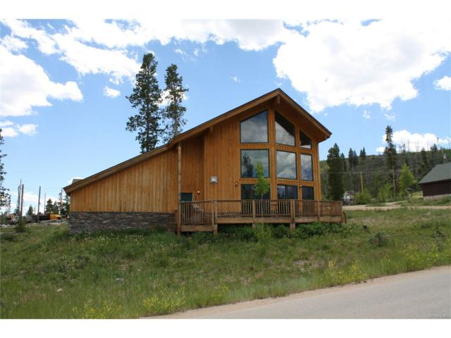368 County Road 424, Grand Lake, CO 80447 (MLS #7978557) :: 8z Real Estate