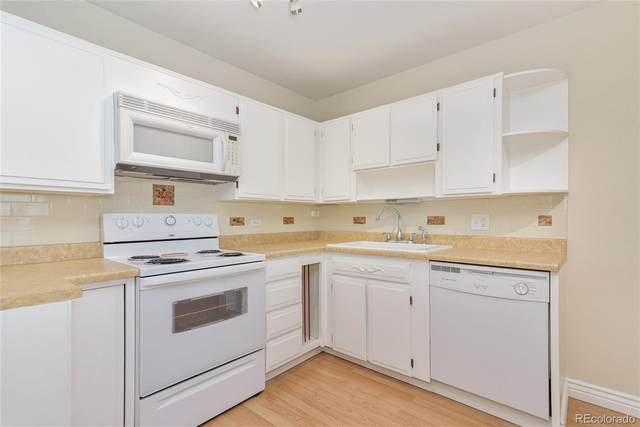 785 S Alton Way 12B, Denver, CO 80247 (MLS #7978570) :: Kittle Real Estate