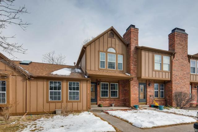 17253 E Stanford Avenue B, Aurora, CO 80015 (MLS #7979060) :: 8z Real Estate