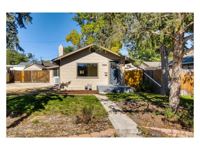 3461 W 48th Avenue, Denver, CO 80221 (#7979234) :: Thrive Real Estate Group