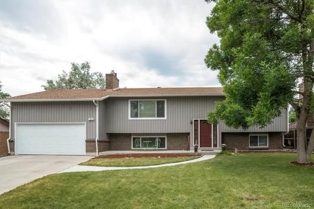 8864 W Asbury Avenue, Lakewood, CO 80227 (#7980068) :: James Crocker Team