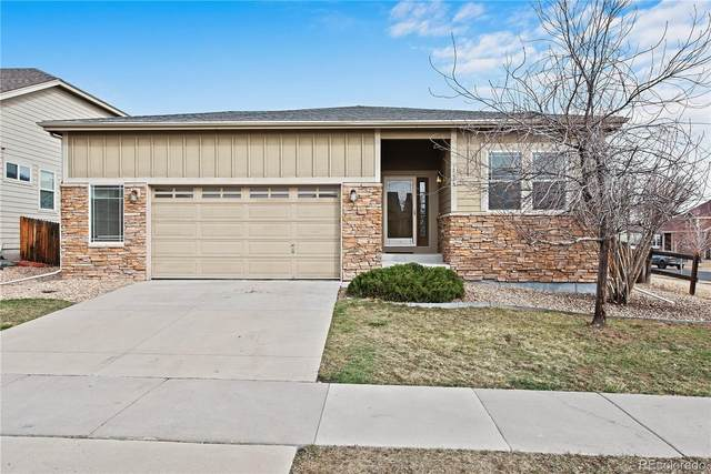 17075 Pale Anemone Street, Parker, CO 80134 (#7980316) :: The Brokerage Group