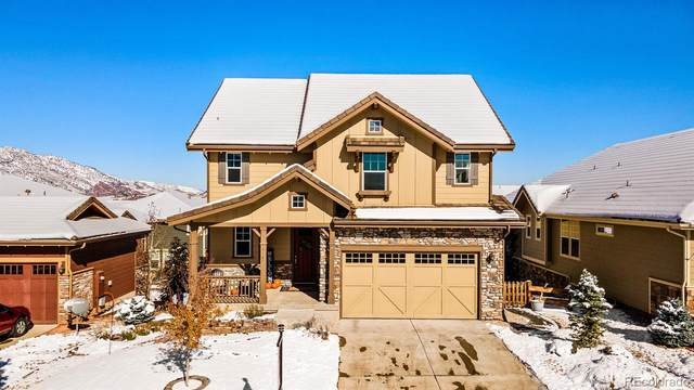 15745 Red Deer Drive, Morrison, CO 80465 (#7980337) :: Berkshire Hathaway Elevated Living Real Estate
