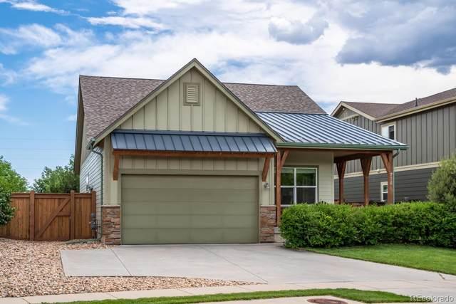 718 Sundown Drive, Lafayette, CO 80026 (MLS #7980357) :: 8z Real Estate