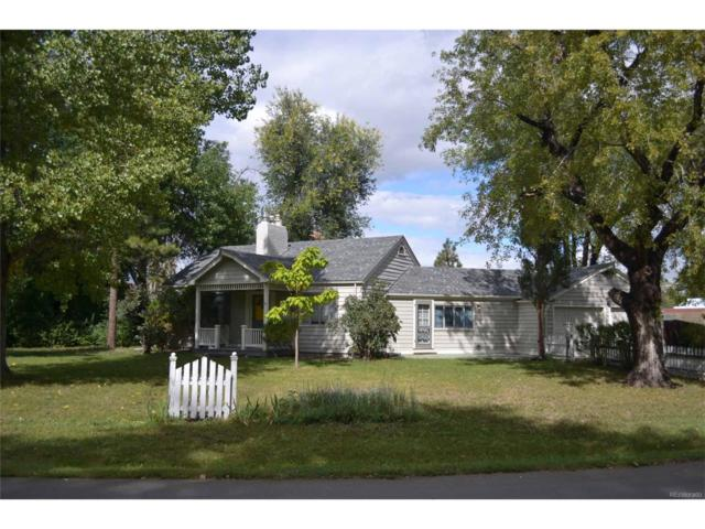 9305 W 5th Avenue, Lakewood, CO 80226 (#7980433) :: The DeGrood Team