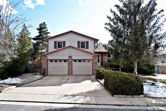 112 Elm Avenue, Castle Rock, CO 80104 (#7980496) :: The Peak Properties Group