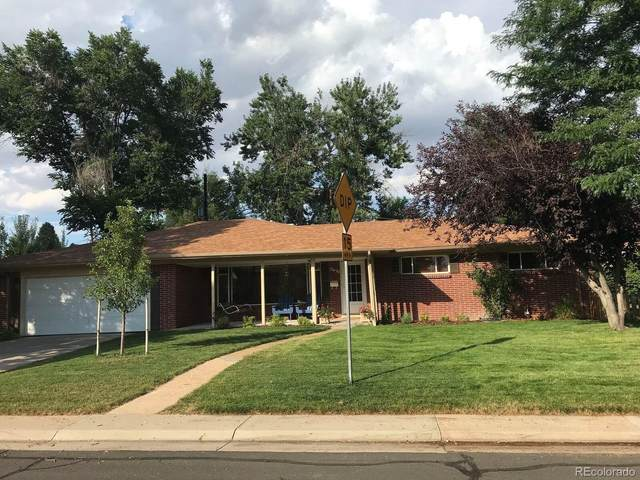 2650 S Ivy Street, Denver, CO 80222 (#7980518) :: My Home Team