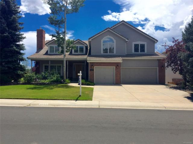 2226 Glenhaven Drive, Highlands Ranch, CO 80126 (#7980664) :: The Sold By Simmons Team