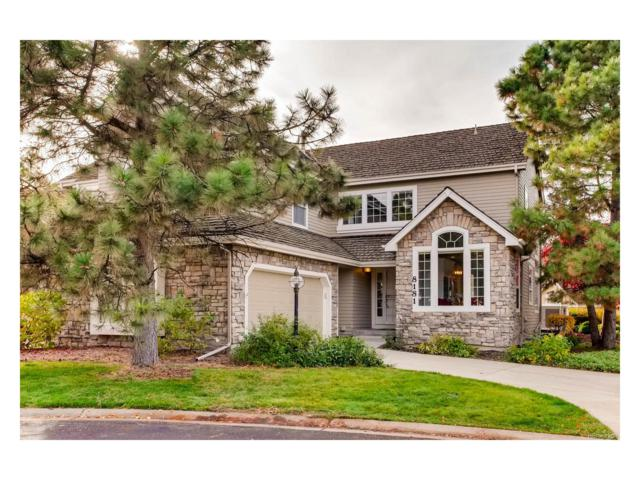 8181 S Peninsula Drive, Littleton, CO 80120 (MLS #7980853) :: 8z Real Estate