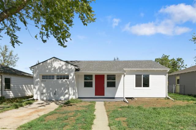 5150 Eliot Street, Denver, CO 80221 (#7980928) :: The HomeSmiths Team - Keller Williams