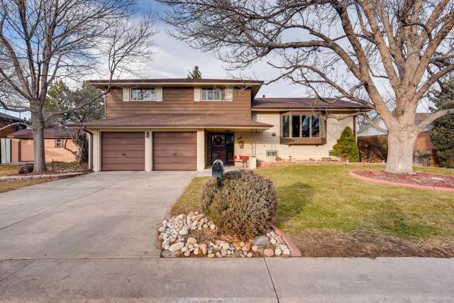 12357 W 67th Avenue, Arvada, CO 80004 (#7981139) :: Harling Real Estate