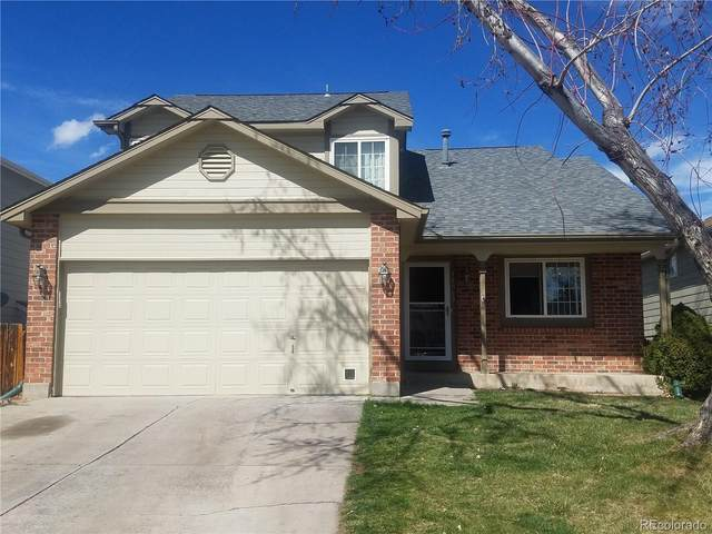 11317 W Maplewood Drive, Littleton, CO 80127 (#7981452) :: The Gilbert Group