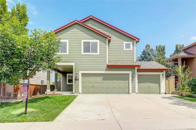 4731 Whimbrel Drive, Littleton, CO 80126 (#7981497) :: The Galo Garrido Group